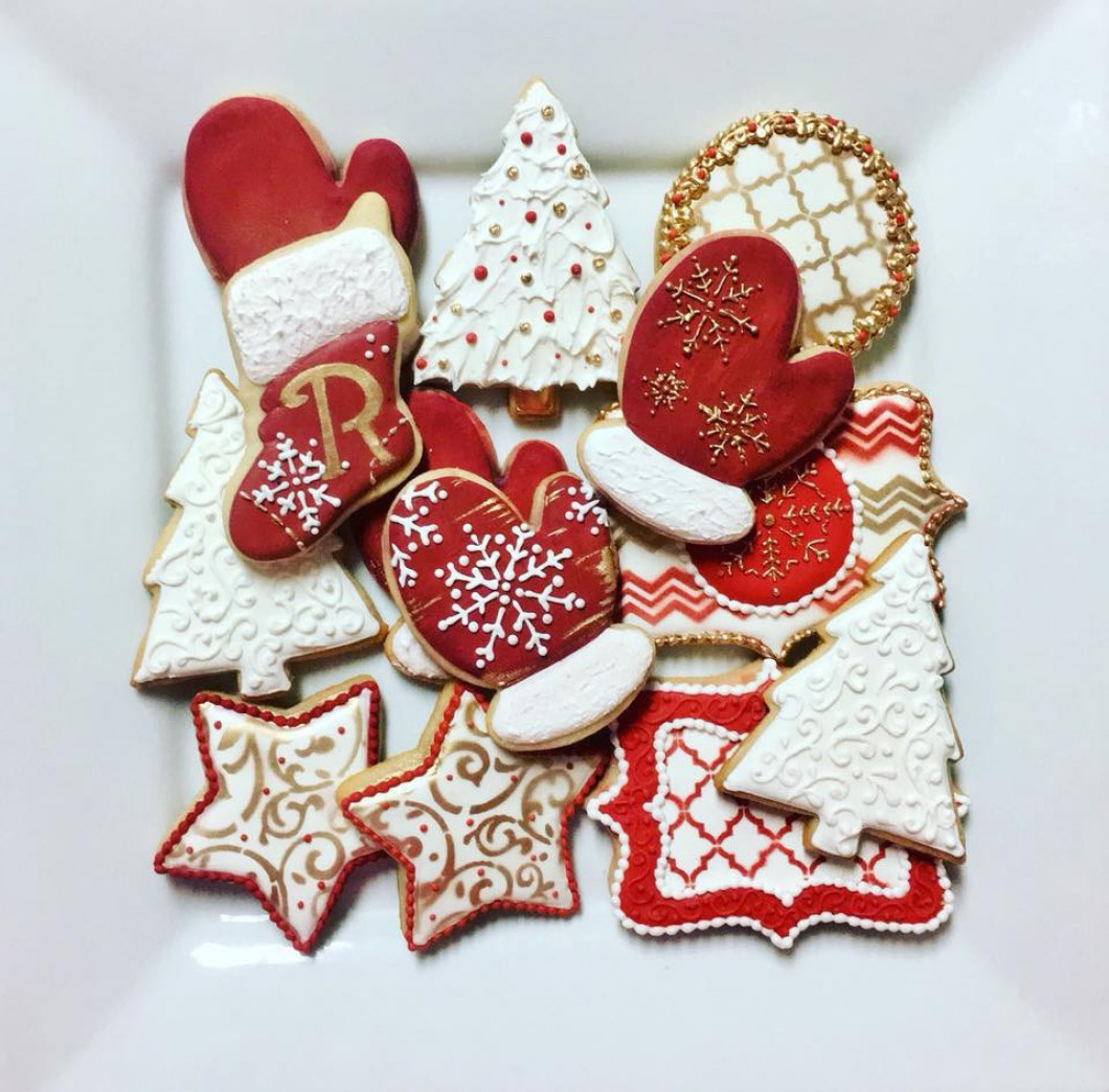 Christmas Cookie Class #1 Monday